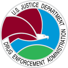 DEA DrugEnforcementAdministration