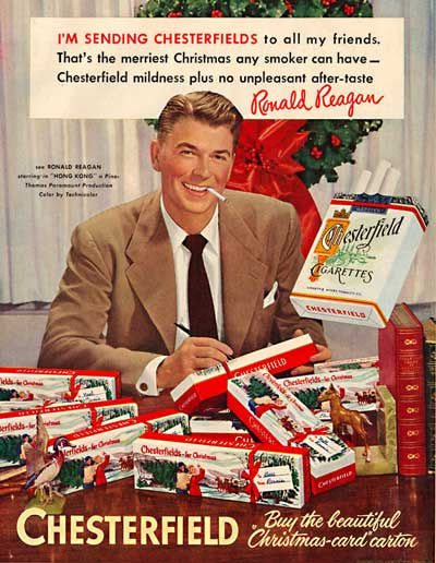 chesterfield reagan